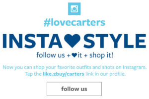 carters footer
