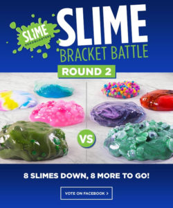 Michaels Slime Bracket